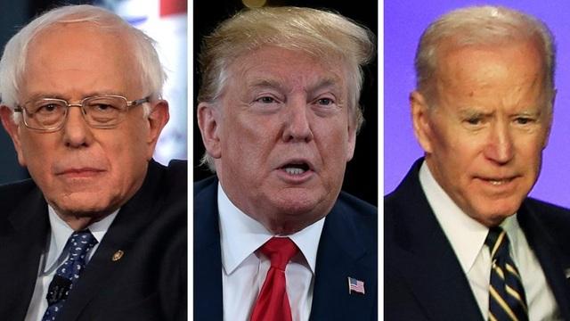 """Ông Trump chỉ ra 2 đối thủ """"nặng ký"""" nhất trong bầu cử tổng thống 2020 - 1"""