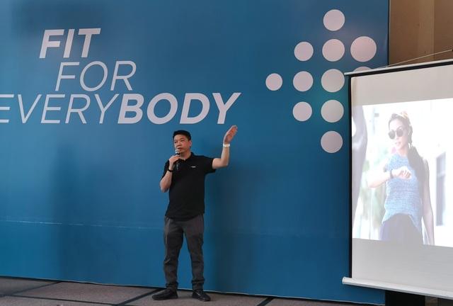 Fitbit giới thiệu đồng hồ thông minh phát hiện tình trạng ngừng thở khi ngủ tại Việt Nam - 1