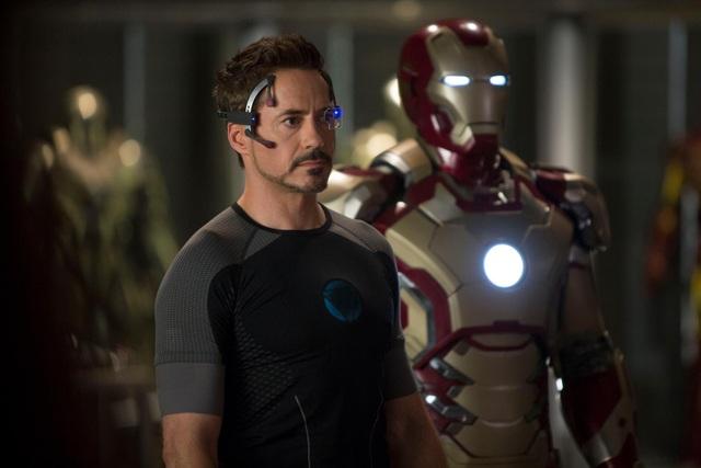 """Cả một siêu phẩm như """"Avengers: Endgame"""" chỉ mình Người Sắt được đọc kịch bản - 1"""