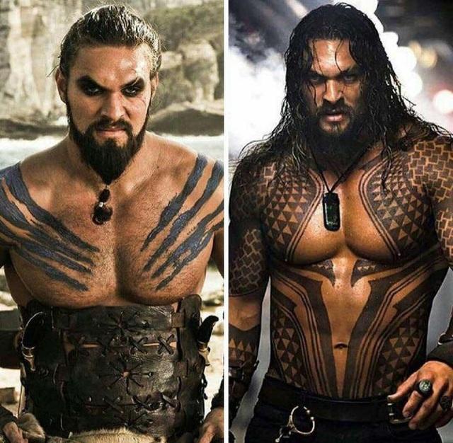 """Tài tử """"Aquaman"""" lần đầu cạo râu sau... 7 năm - 1"""