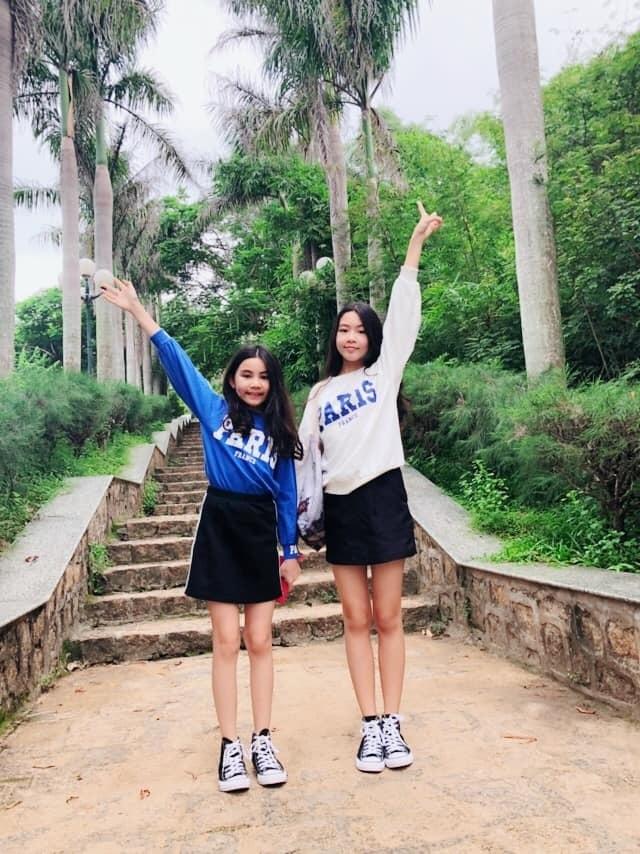 Con gái Quyền Linh ra dáng thiếu nữ xinh đẹp dịu dàng như Hoa hậu tương lai - 14