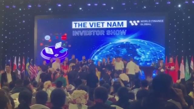 Xử phạt nhóm người nước ngoài tổ chức hội thảo chui thu hút đầu tư - 1