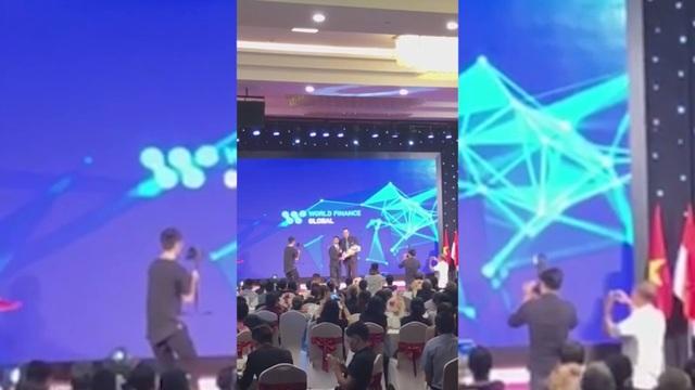Xử phạt nhóm người nước ngoài tổ chức hội thảo chui thu hút đầu tư - 2