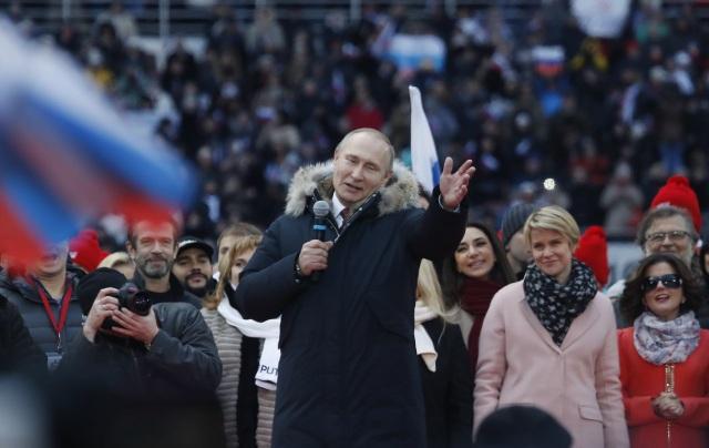 """Giải mã """"tượng đài"""" Putin trong mắt người dân Nga - 3"""
