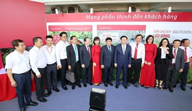 Agribank đồng hành cùng chuỗi sự kiện của Liên minh HTX Việt Nam tại TP. HCM - 2