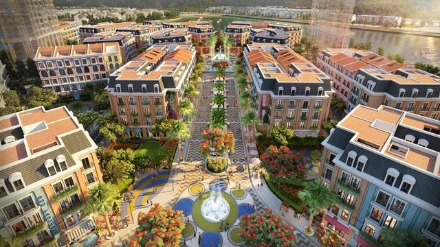 Giá trị hấp dẫn từ phân khúc nhà phố tại thị trường Quảng Ninh - 2