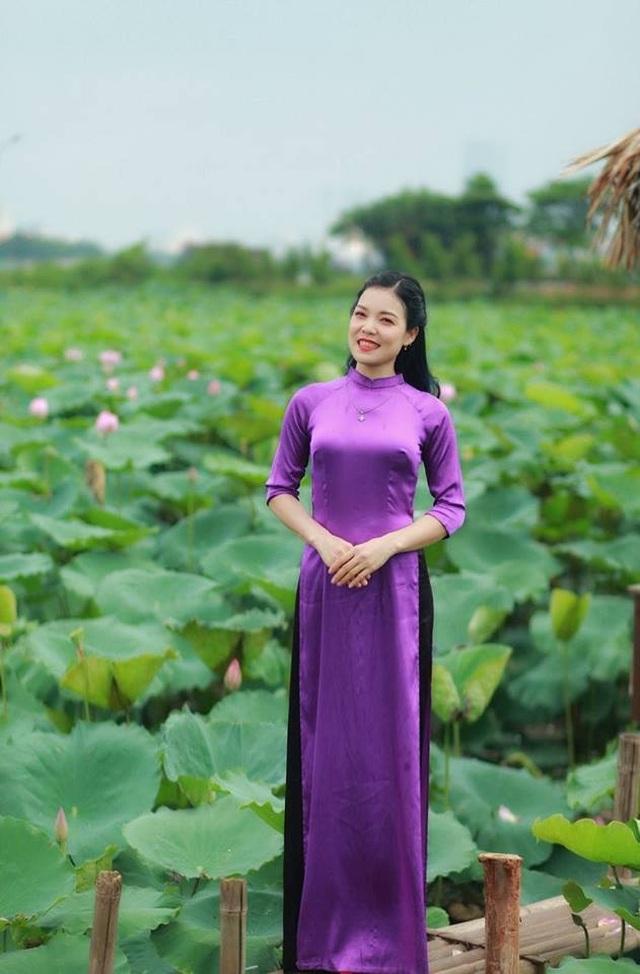 Cô gái không may mất một chân đăng quang Hoa khôi Vầng trăng khuyết - 6