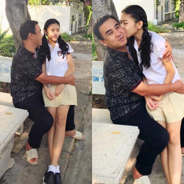 Con gái Quyền Linh ra dáng thiếu nữ xinh đẹp dịu dàng như Hoa hậu tương lai - 12