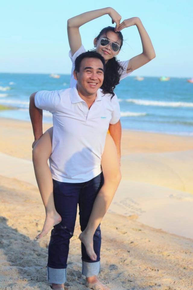 Con gái Quyền Linh ra dáng thiếu nữ xinh đẹp dịu dàng như Hoa hậu tương lai - 10