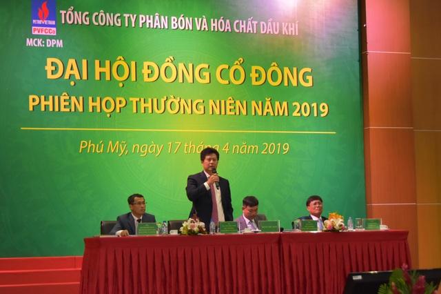 Đại hội đồng cổ đông PVFCCo 2019: doanh thu 8.645 tỷ đồng, cổ tức 10% - 2