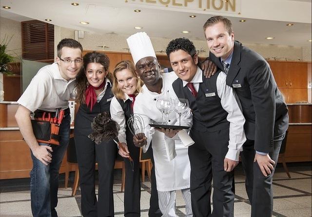 Chương trình du học nghề nhà hàng khách sạn - 3