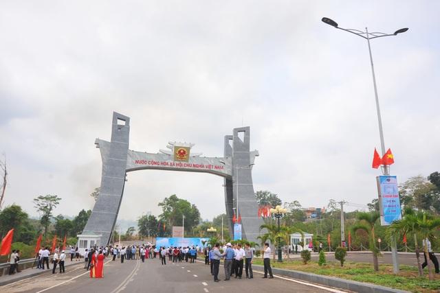 Khánh thành Quốc môn cửa khẩu quốc tế Lệ Thanh - 2