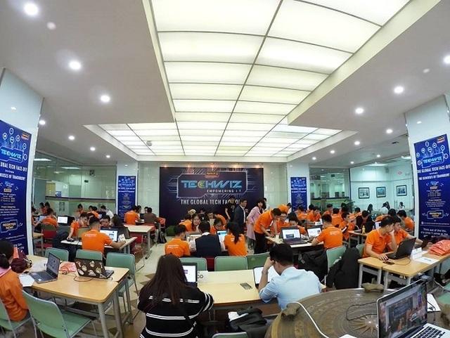 Trí tuệ Việt tỏa sáng tại đấu trường công nghệ toàn cầu TechWiz - 3