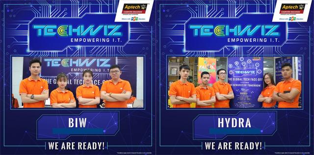 Trí tuệ Việt tỏa sáng tại đấu trường công nghệ toàn cầu TechWiz - 6