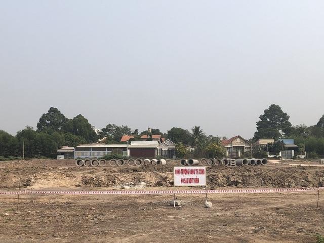Gần ngày khởi công, đất quanh sân bay Long Thành lại bật tăng - 3