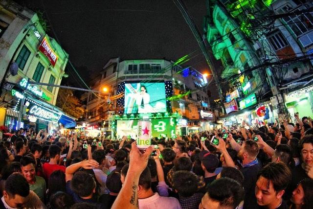 Khuấy động giới trẻ từ Bùi Viện đến Tạ Hiện, Heineken Silver khẳng định độ hot trong giới trẻ - 4