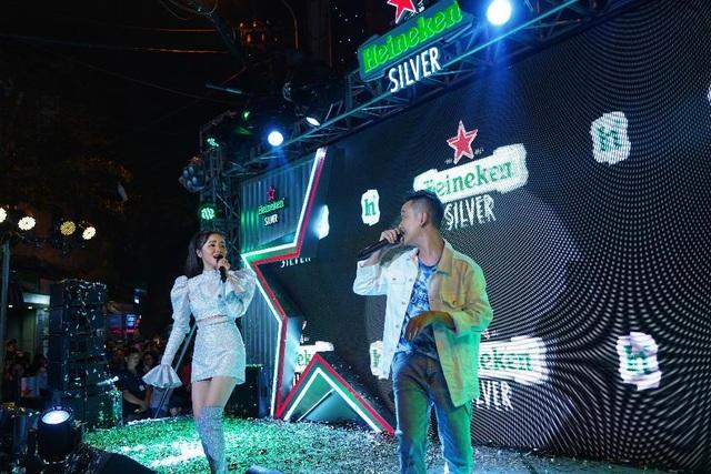 Khuấy động giới trẻ từ Bùi Viện đến Tạ Hiện, Heineken Silver khẳng định độ hot trong giới trẻ - 5