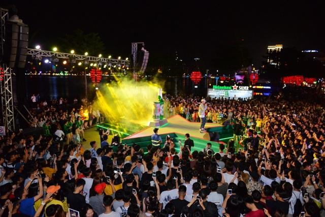 Khuấy động giới trẻ từ Bùi Viện đến Tạ Hiện, Heineken Silver khẳng định độ hot trong giới trẻ - 6