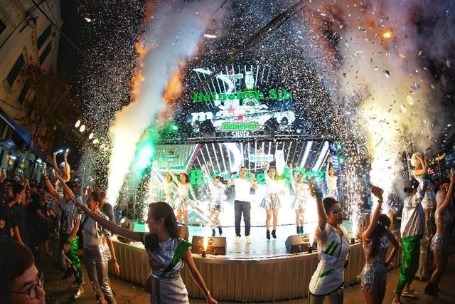 Khuấy động giới trẻ từ Bùi Viện đến Tạ Hiện, Heineken Silver khẳng định độ hot trong giới trẻ - 11