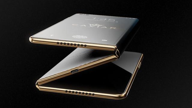 Độc đáo ý tưởng iPhone Z với màn hình gập 3 - 1