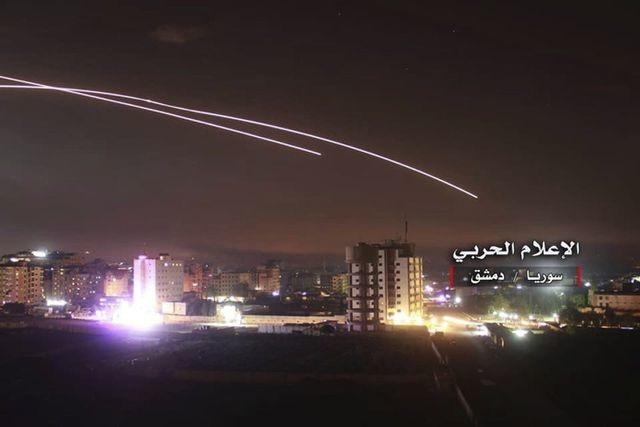 Các chuyên gia tên lửa Triều Tiên thiệt mạng trong cuộc không kích tại Syria - 1