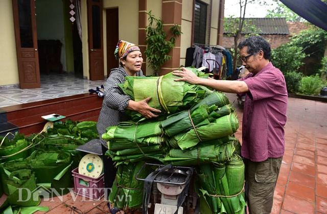 Vào rừng hái lá chuối bán 10.000 đồng/kg hết vèo - 11