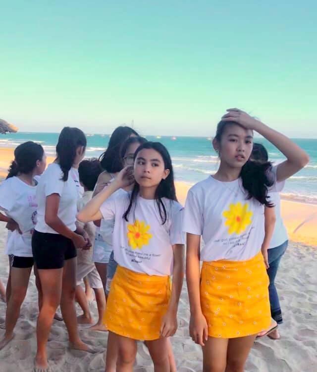 Con gái Quyền Linh ra dáng thiếu nữ xinh đẹp dịu dàng như Hoa hậu tương lai - 13