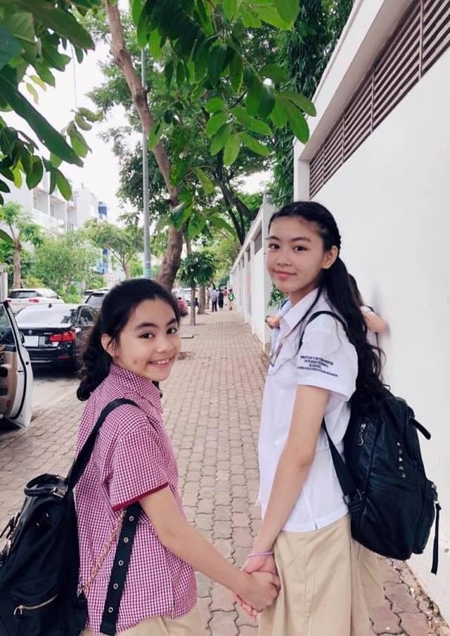 Con gái Quyền Linh ra dáng thiếu nữ xinh đẹp dịu dàng như Hoa hậu tương lai - 16