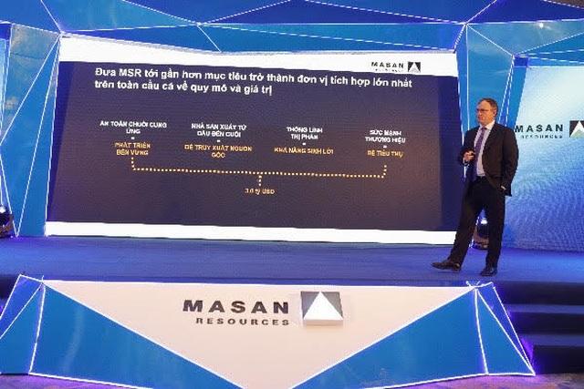 Tài nguyên Masan bầu bổ sung 2 sếp mới, hé lộ tầm nhìn tương lai - 2