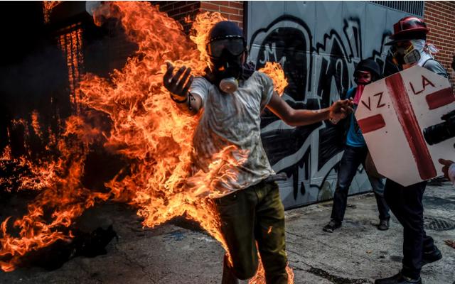 """Nga cảnh báo Mỹ """"không đùa"""" khi dọa can thiệp quân sự vào Venezuela - 2"""