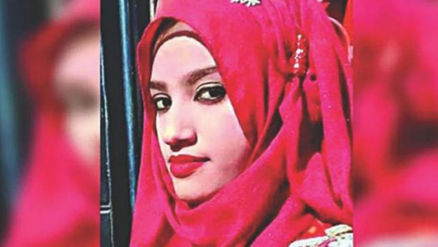 """""""Tố"""" thầy hiệu trưởng quấy rối tình dục, nữ sinh Bangladesh bị thiêu chết - 1"""