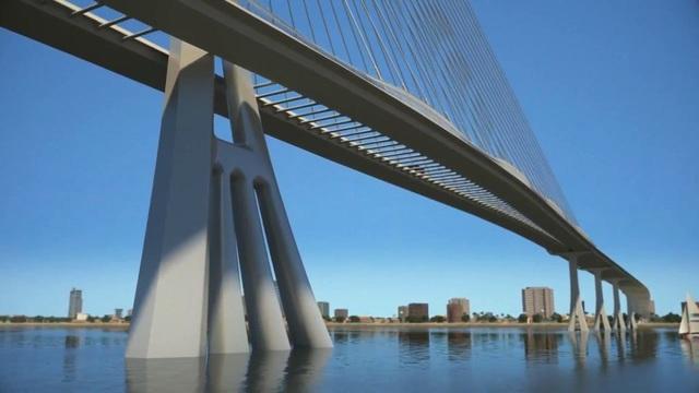 TPHCM sớm kêu gọi đầu tư xây cầu Cần Giờ hơn 5.000 tỷ đồng - 2