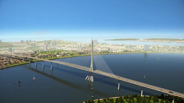 TPHCM sớm kêu gọi đầu tư xây cầu Cần Giờ hơn 5.000 tỷ đồng - 1