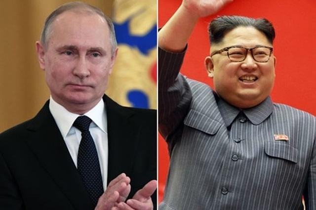 Triều Tiên xác nhận ông Kim Jong-un sẽ đến Nga họp thượng đỉnh với ông Putin - 1