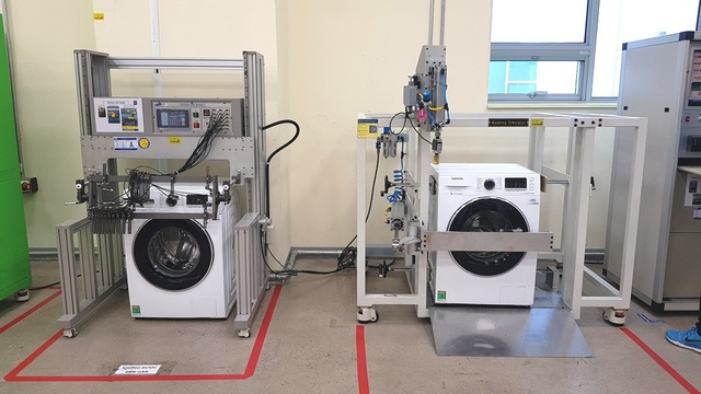 Vì sao máy giặt Samsung hơn 20 năm vẫn chạy tốt? - 2