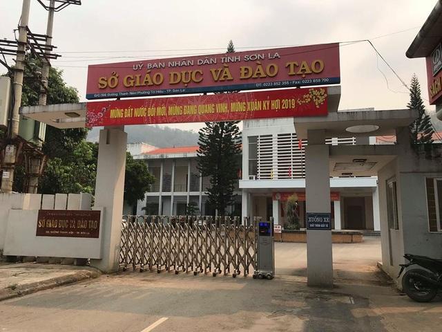 Lãnh đạo tỉnh Sơn La: Chúng tôi chưa có danh sách cán bộ dính vụ nâng điểm thi - 1