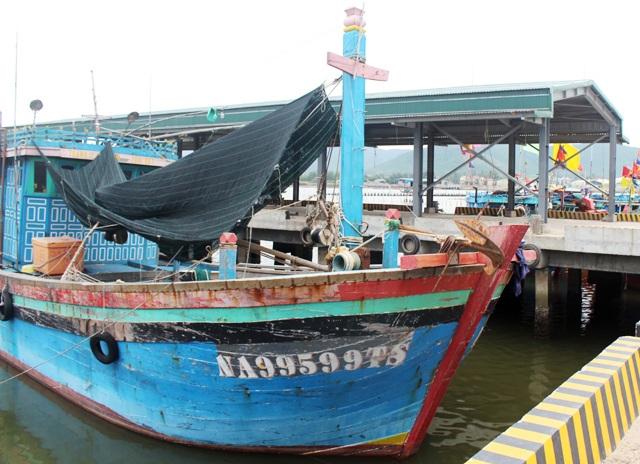 Nghệ An: Nợ xấu từ vay vốn đóng tàu theo Nghị định 67 lên tới 156 tỉ đồng - 1