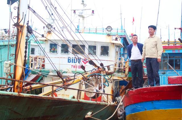 Nghệ An: Nợ xấu từ vay vốn đóng tàu theo Nghị định 67 lên tới 156 tỉ đồng - 2