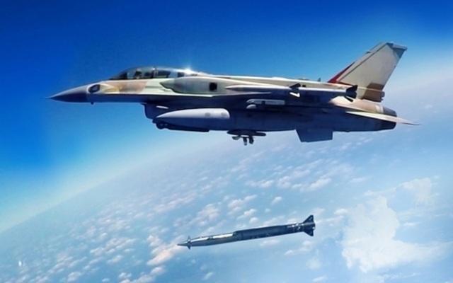 Tên lửa cuồng nộ của Israel đang gây sốc ở chiến trường Trung Đông - 2