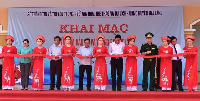 Trưng bày tư liệu khẳng định chủ quyền Hoàng Sa, Trường Sa của Việt Nam - 1