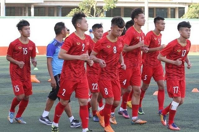 U22 Việt Nam xếp nhóm 4 ở SEA Games, VFF phản ứng - 1