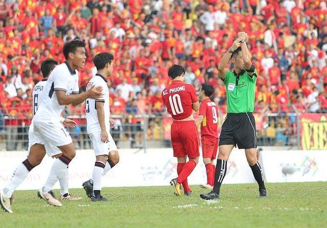 """Philippines thừa nhận thiếu sót khi xếp U22 Việt Nam """"đội sổ"""" ở SEA Games - 1"""