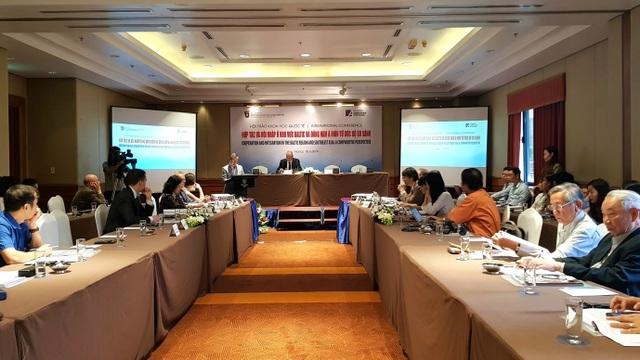 Các giáo sư nước ngoài đến Việt Nam bàn luận về đảm bảo an ninh phát triển khu vực ASEAN - 2