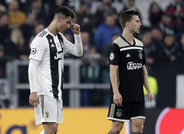 Gạt lệ, C.Ronaldo sẽ giúp Juventus đăng quang Serie A? - 1