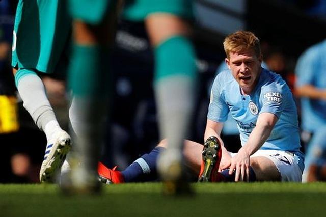 Man City 1-0 Tottenham: Bàn thắng ra mắt của tài năng trẻ Foden - 7
