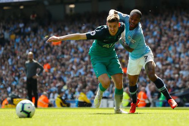 Man City 1-0 Tottenham: Bàn thắng ra mắt của tài năng trẻ Foden - 4