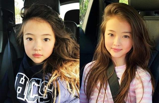 3 người mẫu nhí được mệnh danh bé gái đẹp nhất thế giới - 1