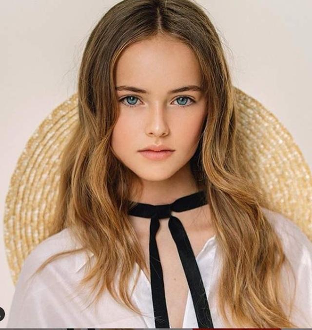 3 người mẫu nhí được mệnh danh bé gái đẹp nhất thế giới - 12