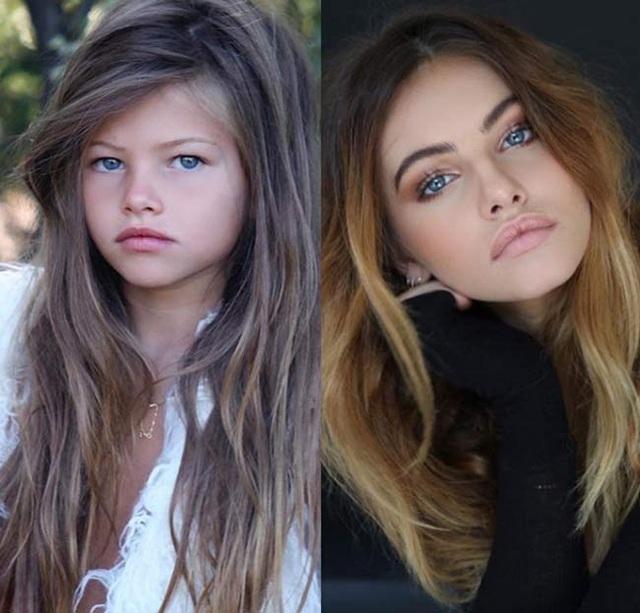 3 người mẫu nhí được mệnh danh bé gái đẹp nhất thế giới - 14