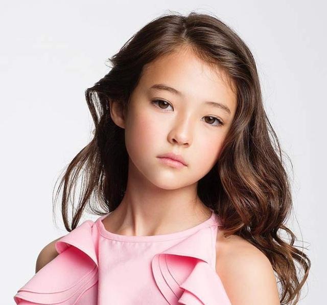 3 người mẫu nhí được mệnh danh bé gái đẹp nhất thế giới - 5
